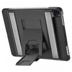 【Pelican × Case-Mate】iPad Pro【11-inch,第2世代(2020年発売)/第1世代(2018年発売)】 耐衝撃ケース Voyager - Black/Gray