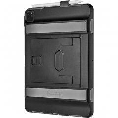 【Pelican × Case-Mate】iPad Pro【12.9-inch,第4世代(2020年発売)/第3世代(2018年発売)】 耐衝撃ケース Voyager - Black/Gray