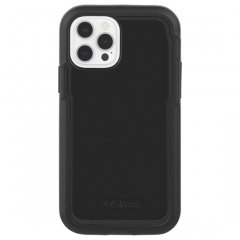 【Pelican × Case-Mate 抗菌仕様】iPhone 12 Pro Max Pelican Voyager - Black w/ Micropel ホルスターセット