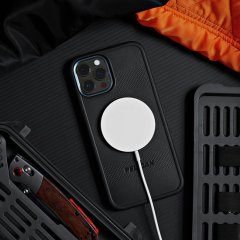 【MagSafe®完全対応 Pelican × Case-Mate】iPhone 12 / iPhone 12 Pro 共用 Pelican Protector - Black 抗菌仕様
