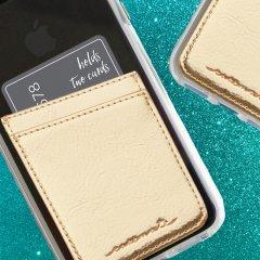 【ID ポケット カードホルダー機能搭載のステッカーポケット】 ID Pockets Gold ID ポケット ゴールド
