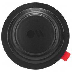 【様々な場所に固定可能なエアータグ・ホルダー】AirTag Sticker Mount - Black