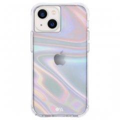 【シャボン玉をイメージした鮮やかさ+抗菌仕様】iPhone 13 mini/12 mini 共用 Soap Bubble w/ Antimicrobial