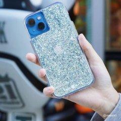 【夜空にきらめく星のような美しさ!+抗菌仕様】iPhone 13 mini Twinkle - Stardust w/ Antimicrobial