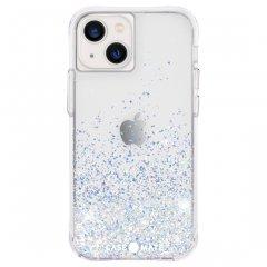 【キラキラと輝く美しさ!+抗菌仕様】iPhone 13 mini/12 mini 共用 Twinkle Ombré - Stardust w/ Antimicrobial
