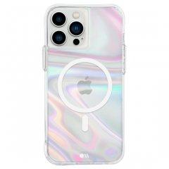 【シャボン玉をイメージ+MagSafe®完全対応】iPhone 13 Pro Max/12 Pro Max 共用 Soap Bubble w/ Antimicrobial 抗菌仕様