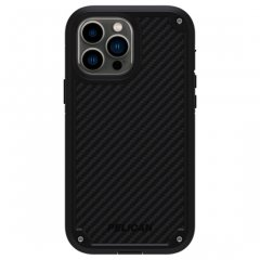【Pelican】iPhone 13 Pro Max Pelican Shield - Black Kevlar w/ Antimicrobial ホルスターセット 抗菌仕様