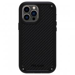 【Pelican】iPhone 13 Pro Max/12 Pro Max 共用 Pelican Shield - Black Kevlar ホルスターセット 抗菌仕様