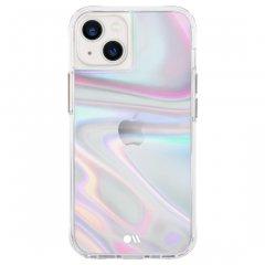 【シャボン玉をイメージした鮮やかさ+抗菌仕様】iPhone 13 Soap Bubble w/ Antimicrobial