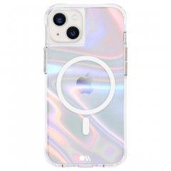【シャボン玉をイメージした鮮やかさ+MagSafe®完全対応】iPhone 13 Soap Bubble  w/ Antimicrobial 抗菌仕様