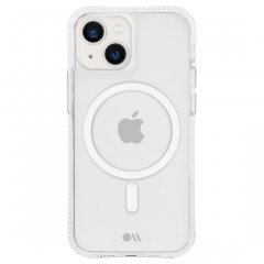 【MagSafe®完全対応 耐衝撃クリアケース】iPhone 13 Tough Clear Plus w/ Antimicrobial 抗菌仕様