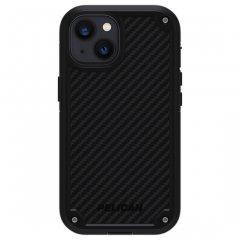 【Pelican】iPhone 13 Pelican Shield - Black Kevlar w/ Antimicrobial ホルスターセット 抗菌仕様