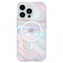 【シャボン玉をイメージした鮮やかさ+MagSafe®完全対応】iPhone 13 Pro Soap Bubble w/ Antimicrobial 抗菌仕様