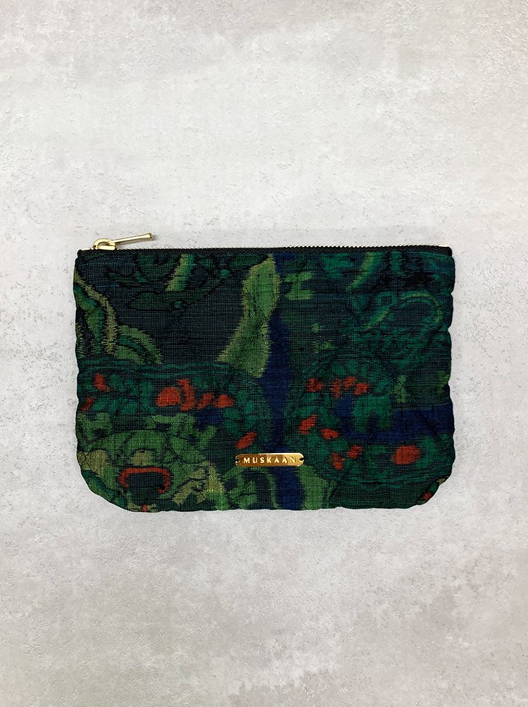 QUILTED FLAT POUCH_002