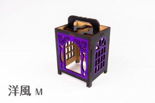 木製ディスプレイボックス(洋風M)
