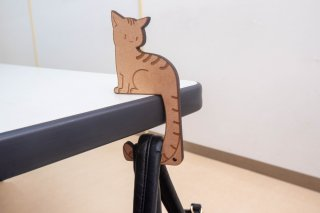 バッグハンガー(ネコ)