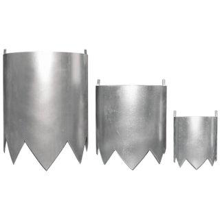 植栽オープナー®用 筒刃セット 100mm/150mm/200mm筒刃3種、固定用ナット入 ※植栽オープナー®本体は別売りです。