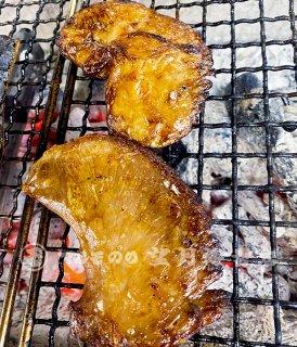 マグロほほ肉醤油干し(2枚入り)