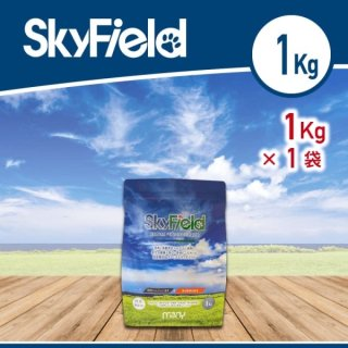 Sky Field Dog Food【1kg】