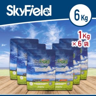 Sky Field Dog Food【6kg】