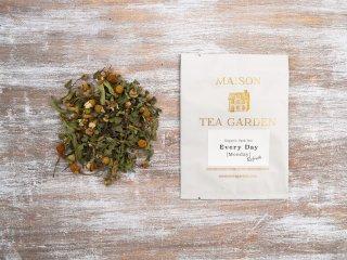 Monday ~Refresh~ 【Organic Herb Tea】