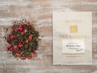 Tuesday ~Beautiful~ 【Organic Herb Tea】