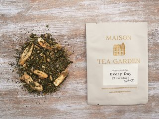 Thursday ~Recharge~ 【Organic Herb Tea】