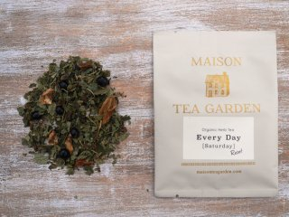 Saturday ~Reset~ 【Organic Herb Tea】