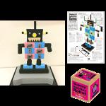 「スポンジ電波ロボット」組立キット