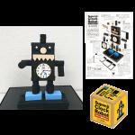 「スポンジ時計ロボット」組立キット