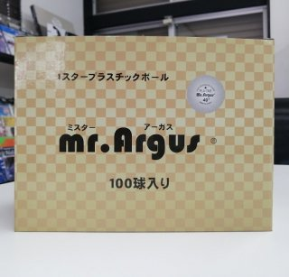 【超オススメ】ショウワ ミスターアーガス PLA-ONE ワンスター 100球
