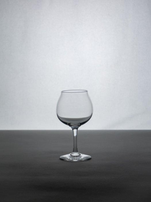 ワイングラス(丸) / 蠣�マコト