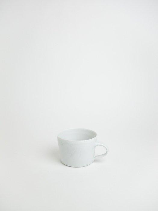 コーヒーカップ(白) / 吉田直嗣