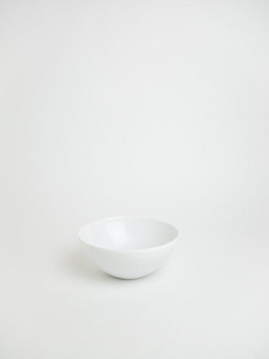 ボウル(白) / 吉田直嗣
