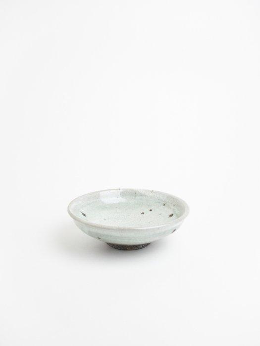粉引5.5寸鉢 / 山田隆太郎