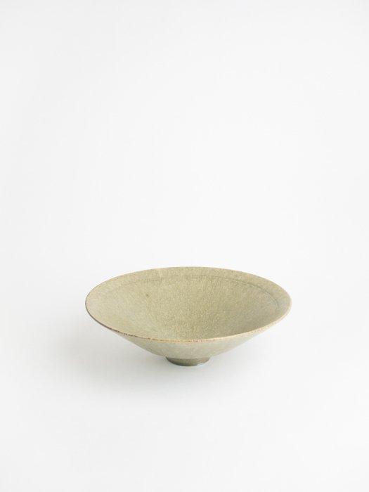 灰釉鉢LL / 小林耶摩人