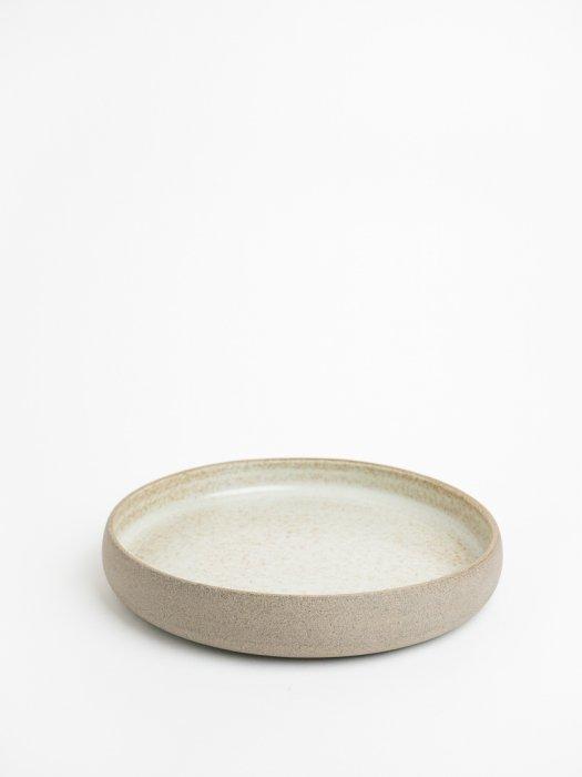 Low Bowl(Bright gray) / Gurli Elbaekgaard