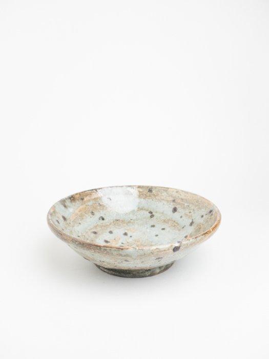 粉引き平鉢/ 小野象平