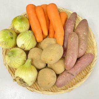 農薬・化学肥料・除草剤も不使用 九州産のお得な根菜セット