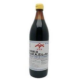 天然醸造 九州丸大豆醤油