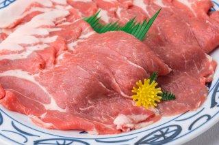 豚しゃぶスライス (肩ロース)