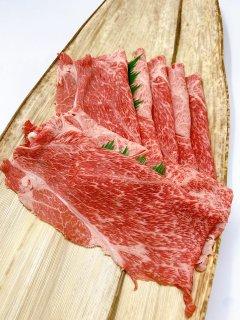 和牛うで肉スライス