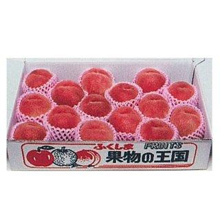 川中島白桃 5kg箱(16〜18個)