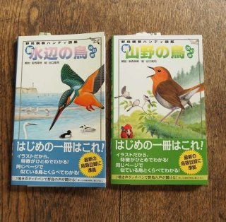 日本野鳥の会 野鳥観察ハンディ図鑑