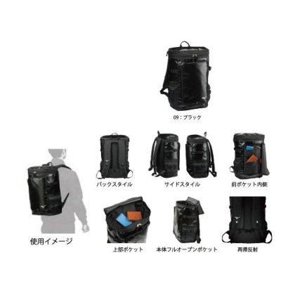 MIZUNO ターポリンバックパック30L<BR>33JD010509<BR>