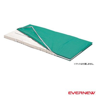 EVERNEW 体操マット用屋外カバー90×180 <BR>EKM530<BR>