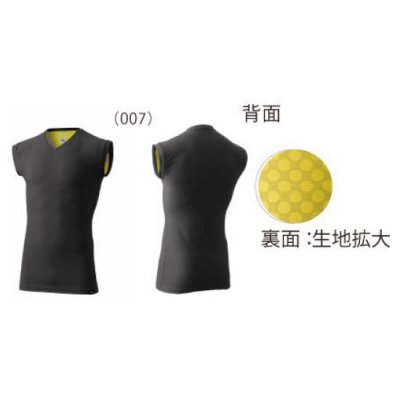 <img class='new_mark_img1' src='https://img.shop-pro.jp/img/new/icons15.gif' style='border:none;display:inline;margin:0px;padding:0px;width:auto;' />YONEX ノースリーブシャツ<BR>STBP1019<BR>