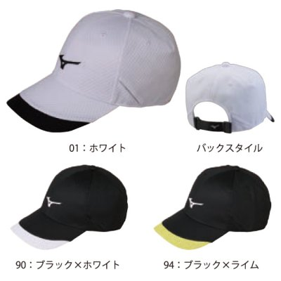 <img class='new_mark_img1' src='https://img.shop-pro.jp/img/new/icons15.gif' style='border:none;display:inline;margin:0px;padding:0px;width:auto;' />MIZUNOメッシュキャップ(風道)<BR>32JW0101<BR>