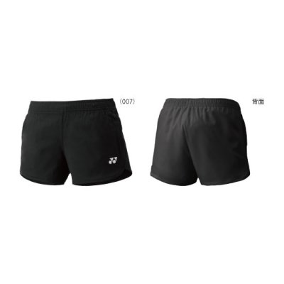 <img class='new_mark_img1' src='https://img.shop-pro.jp/img/new/icons15.gif' style='border:none;display:inline;margin:0px;padding:0px;width:auto;' />YONEX ショートパンツ<BR>25037<BR>