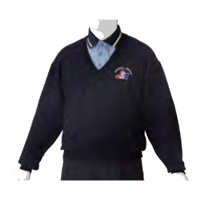 MIZUNO V首セーター<BR>52SU4514<BR>
